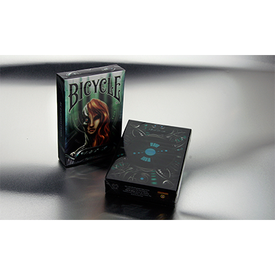 Bicycle Robotics Playing Cards by Collectable Playing Cards - Trick