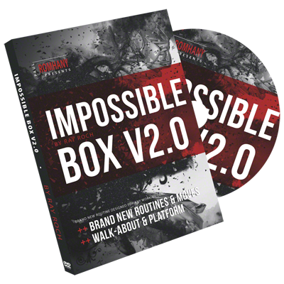 The Impossible Box 2.0 by Ray Roch - Trick