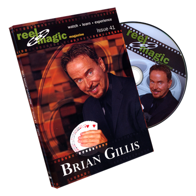 Reel Magic Episode 41 (Brian Gillis) - DVD