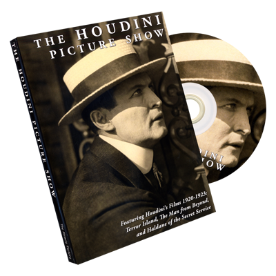 Houdini Picture Show by The Miracle Factory - DVD