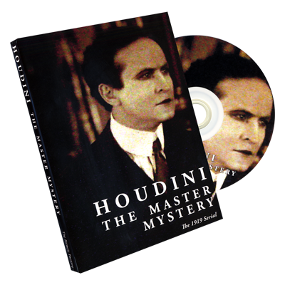 Houdini: The Master Mystery by The Miracle Factory  - DVD