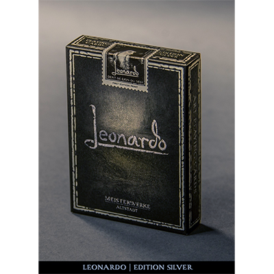 Leonardo (Silver Edition) by Legends Playing Card Company - Trick