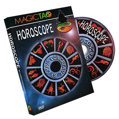 Horoscope Blue (DVD and Gimmick) by Chris Congreave - DVD
