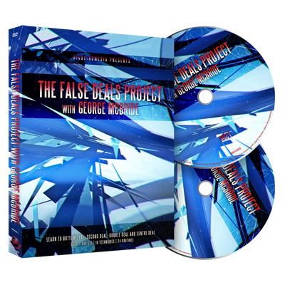 The False Deals Project (2 DVD set) with George McBride and Big Blind Media - DVD