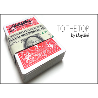 To The Top by Lloyd Mobley - Trick