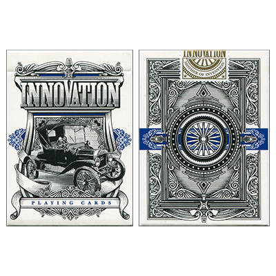 Innovation Playing Cards Standard Edition by Jody Eklund - Trick