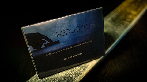 Reduction by Nicholas Lawrence and SansMinds - DVD