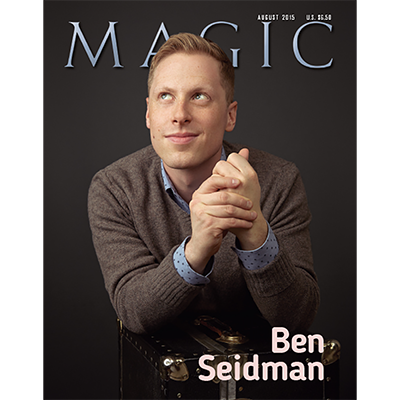 Magic Magazine August 2015 - Book