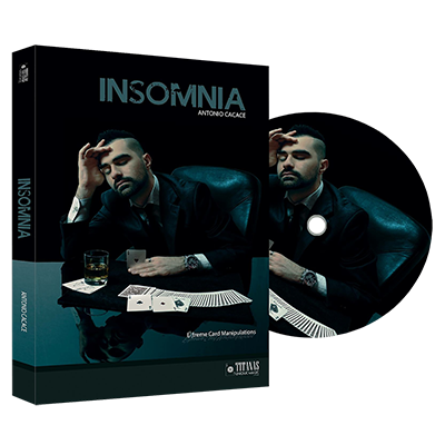 Insomnia by Antonio Cacace and Titanas Magic Productions - DVD