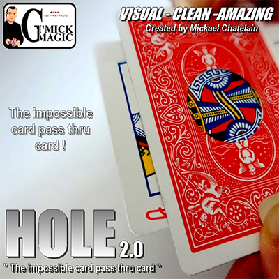 HOLE 2.0 (RED) by Mickael Chatelain - Trick