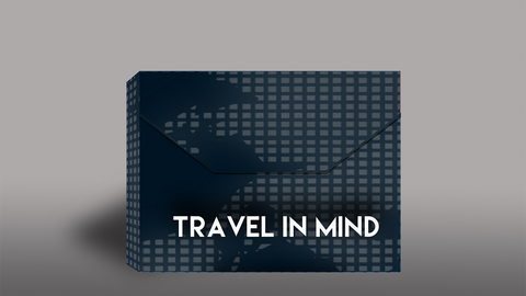 Travel in Mind (Gimmicks and Online Instructions) by Steve Cook,Paul McCaig & Luca Volpe - Trick