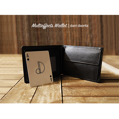 Multi-Effect Wallet by Dani DaOrtiz - Trick