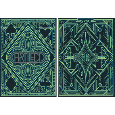 Artilect Deck by Card Experiment - Trick