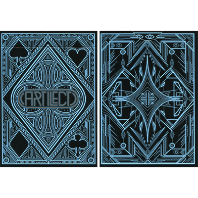 Artilect Deck (Black) by Card Experiment - Trick