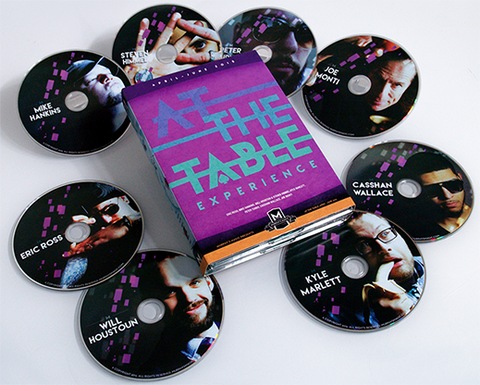 At the Table Live Lecture April-June 2015 (8 DVD set)