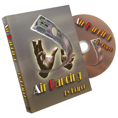 Air Dancing (Gimmicks and DVD Instruction) by Higpon - Trick