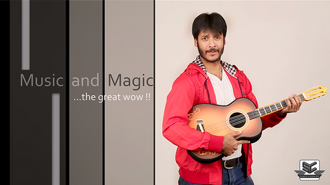 Music and Magic by Sumit Chhajer - Trick