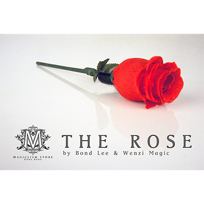 The Rose by Bond Lee & Wenzi Magic - Trick