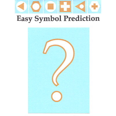 Easy Symbol Prediction by Nahuel Olivera - Trick