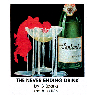 The Never Ending Drink by G Sparks - Trick