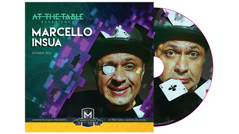 At the Table Live Lecture Marcelo Insua - DVD