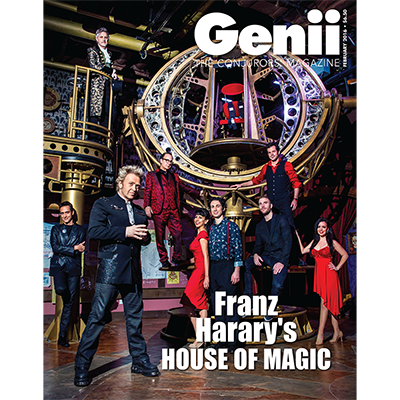 Genii Magazine February 2016 - Book