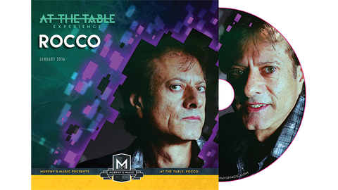 At the Table Live Lecture Rocco - DVD