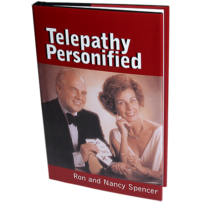 Telepathy Personified by Ron and Nancy Spencer - Book