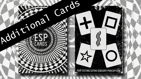 ESP Origins Additional Cards - Tricks
