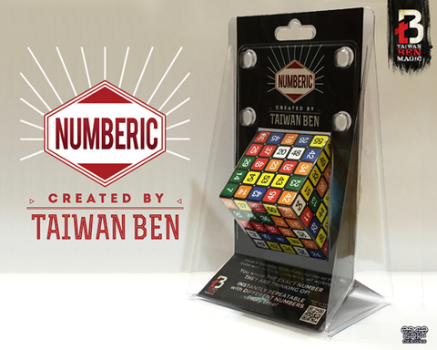 Numberic by Taiwan Ben - Trick