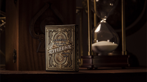 Citizen Playing Cards by Theory 11