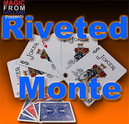 Rivited Monte - by Magic From Holland - Trick