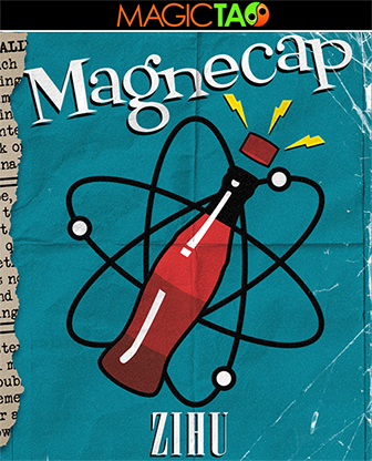 Magnecap (Gimmick and Online Instructions) by Zihu - Trick