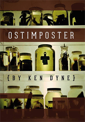 Ostimposter by Ken Dyne - Book