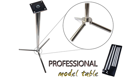 Professional Model Table by Amazo Magic - Trick