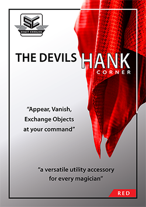 Devils Hank Pro Corner (Large/Red) by Sumit Chhajer - Trick