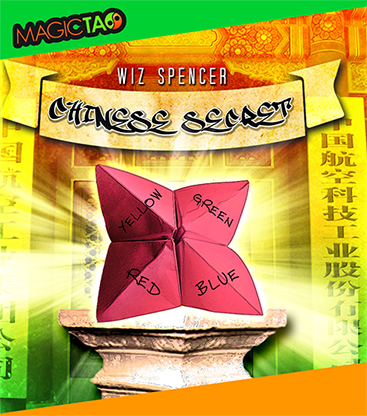 Chinese Secret (Gimmick and Online Instructions) by Wiz Spencer - Trick