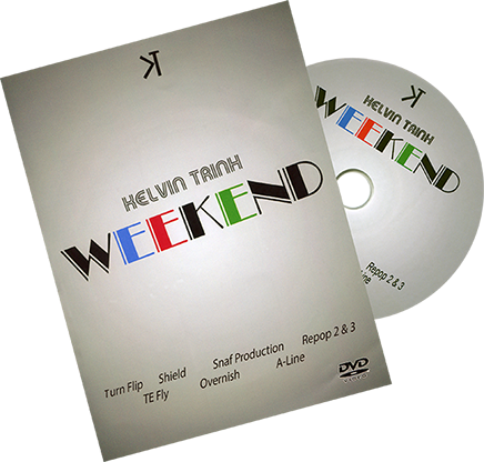 Weekend by Kelvin Trinh - DVD