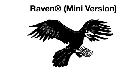 Raven® (Mini Version) by Chazpro