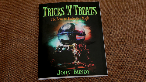 Tricks 'N' Treats by John Bundy - Book