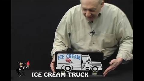 Ice Cream Truck by Daytona Magic - Trick