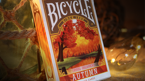 Bicycle Four Seasons Limited Edition (Autumn) Playing Cards