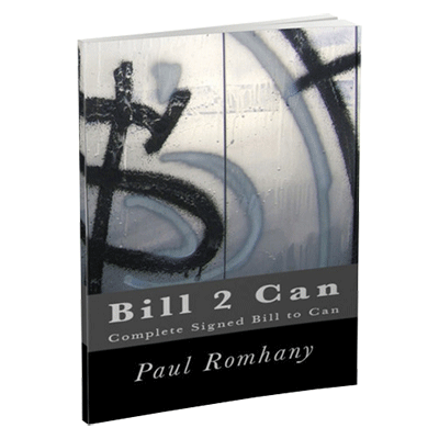 Bill 2 Can (Pro Series Vol 6) by Paul Romhany - Book