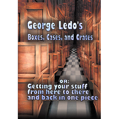 Boxes, Cases and Crates by George Ledo - Book