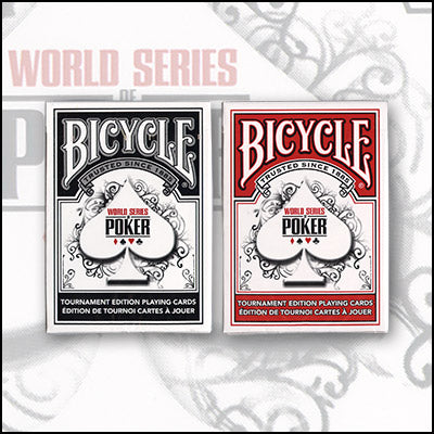 World Series of Poker Cards (6 Pack) by USPCC