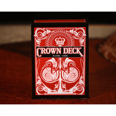 The Crown Deck (RED) from The Blue Crown - Tricks