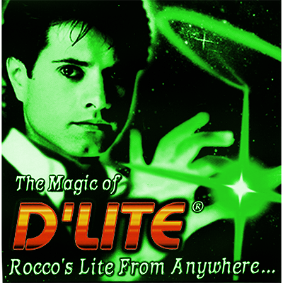 D'Lite Green (Pair) by Rocco - Trick