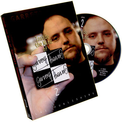 Inside the Mind of Garrett Thomas Vol.2 by Garrett Thomas - DVD by L&L Publishing