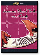 (HR)Amazing Magic Tricks with Cards, DVD - Boardwalk Magic