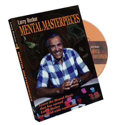 Larry Becker's Mental Masterpieces Volume 2 - DVD
